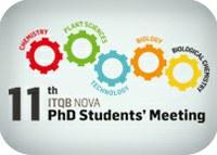 11th ITQB NOVA PhD Students' Meeting