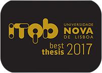 Best ITQB NOVA PhD Thesis 2017