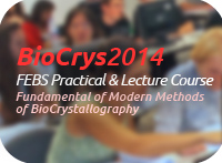 BioCrys Course on its 7th edition