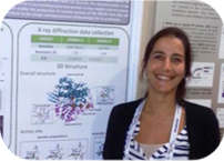 Marta Marques awarded Young Biophysicist 2018 prize