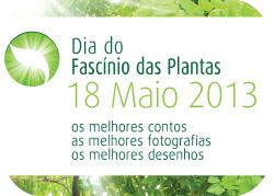 O Dia do Fascínio das Plantas em livro electrónico