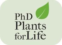 PhD Fellowships Plants for Life 2018