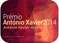 Two António Xavier prizes in 2014