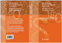 Isotope effects: read about it