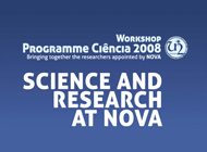 Science and Research at NOVA