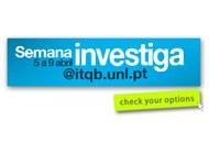 Semana Investiga @ITQB